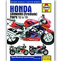 HONDA CBR900RR FIREBLADE 1992-1999 WORKSHOP MANUAL