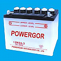 12N24-3 BUDGET 12V MOTORCYCLE BATTERY