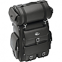SADDLEMEN SISSY BAR BAG EXPRESS TEXTILE BLACK - EX2200