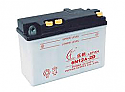 6N12A-2D BUDGET 6V MOTORCYCLE BATTERY