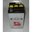 MOTORCYCLE BATTERY B49-6 BUDGET 6V