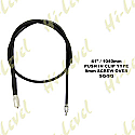 PEUGEOT BUXY SPEEDO CABLE