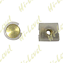 NIPPLE BARREL 5MM x 6.75MM + SLEEVE TO TAKE IT TO 6.5MM (5 PCS)
