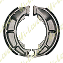 DRUM BRAKE SHOES S636 140MM x 29MM (PAIR)