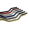 POLARIS PHOENIX 200, PREDATOR 50, PREDATOR 90, PREDATOR 500, SCRAMBLER 500, TRAIL BLAZER 250, TRAIL BOSS 330 2000-2011 TRW AUTOMOTIVE HANDLEBAR SUPERBIKE ALUMINIUM Ø 22 BLUE
