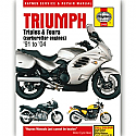 TRIUMPH TRIPLES/ FOURS (CARBURETTOR ENGINES) 1991-2004 WORKSHOP MANUAL