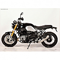 BMW R NINE T, BMW R NINE T ABS 2014-2016 EVO V SLIP-ON MUFFLER STAINLESS STEEL