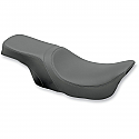 HARLEY DAVIDSON SEAT PREDATOR REAR SMOOTH VINYL BLACK