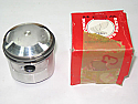 HONDA CB350, Honda SL350 STD PISTON GENUINE NEW
