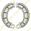 DRUM BRAKE SHOES VB133, H321 160MM x 40MM (PAIR)