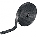 "MOOSE RACING EXHAUST WRAP 2""X50"" BLACK"