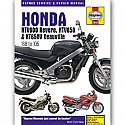 HONDA NTV600 REVERE, HONDA NTV650, HONDA NT650V DEAUVILLE 1988-2005 WORKSHOP MANUAL