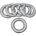 "SUPERTRAPP DIFFUSER DISC 3"" STAINLESS STEEL EXHAUST 6-PACK"