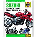 SUZUKI TL1000S, SUZUKI TL1000R, SUZUKI DL1000 V-STROM 1997-2004 WORKSHOP MANUAL