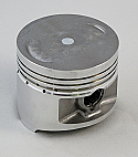 HONDA XL185, XL185S (427) PISTON KIT (STD TO 1.00 OVERSIZE) JAPAN