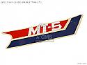 (87127-167-310ZB) STRIPE, R.TYPE-2 MT50F