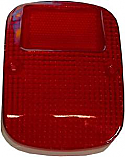Rear Tail Light Lens Suzuki DR125 SZ SD SE 1982 1983 1984