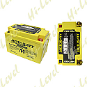 MOTOBATT BATTERY MBTX9U FULLY SEALED CTX9-BS, CT12ABS, CTZ12S, CTZ14S (8)