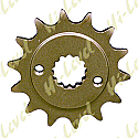401-15 FRONT SPROCKET SUZUKI LT-Z400, LT-R450 ALTERNATIVE
