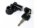 (77230-399-007) LOCK ASSY., SEAT CJ360T CJ250 XL250