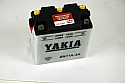MOTORCYCLE BATTERY 6N11A-4A BUDGET 6V