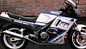 FZ750 YAMAHA ALL MODELS 4-1 EXHAUST SYSTEM ROAD LEGAL