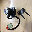 LEXMOTO LOWRIDE IGNITION SWITCH, DFE125L, SINNIS VISTA QM125-2C IGNITION SWITCH