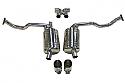 Porsche Boxter 987 Performance Cat Back System
