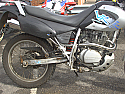HARTFORD VR125H & VR150H EXHAUST SYSTEM ROAD LEGAL