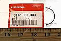 Honda 13217-333-003 - BEARING C CONN ROD, CB 350F, CB400F