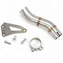 TRIUMPH Speed Triple 1050 (2011-15) Stainless Steel Link Pipes
