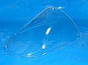 AIRBLADE SCREEN DOUBLE BUBBLE CLEAR APRILIA RS125/250