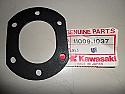 Kawasaki 11009-1037 Fuel Gauge Gasket KZ ZN ZX KZ1100 KZ1000