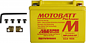 MOTOBATT LITHIUM BATTERY MPLTX4U-HP FULLY SEALED CT4L-BS, CB4L-B, CB4L-A