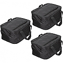 MOOSE RACING MEDIUM PACKING CUBES EXPEDITION™ BLACK