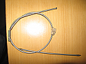 HONDA PM50 THROTTLE CABLE SILVER P/No 17910122690