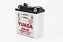 MOTORCYCLE BATTERY 6N6-3B BUDGET 6V