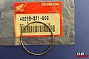 HONDA CB750 CX500 GL1100 Dust Cover, Clip  43218-371-006