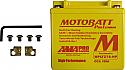 MOTOBATT LITHIUM BATTERY MPLTZ7S-HP FULLY SEALED CT6B-3, CTZ-7S (10) MOTO