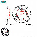 895-46 REAR SPROCKET CARBON STEEL