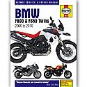 BMW F650, BMW F800 TWINS 2006-2010 WORKSHOP MANUAL