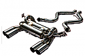E92 M3 PERFORMANCE Stainless Steel Exhaust system from Cats Back