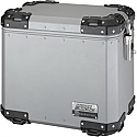MOOSE RACING LARGE SIDE CASE EXPEDITION SILVER