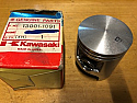 KAWASAKI KE125 A/B (STD) PISTON genuine JAPAN
