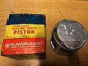 "KAWASAKI Z400, KZ400 TWIN 0.20"" (0.50mm OVERSIZE) PISTON"
