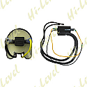 IGNITION COIL 12V CDI TWIN LEAD 2 WIRES (90MM)