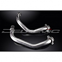 HONDA VFR750 1990-1997 FRONT EXHAUST DOWNPIPES STAINLESS STEEL OEM COMPATIBLE