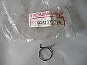 Kawasaki 92037-028 Breather Pipe Clamp Z1 W1 W2 KZ W1SS W2SS 1966-86
