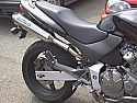 HONDA CB600FY, HORNET PC34A Road/Sports Silencer with R/B in Pol Stainless