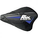 """ROX SPEED FX GUARD FLEX-TEC PLASTIC 22 MM (7/8"""") BLUE"""